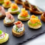Optional Canapes on arrival